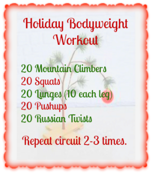 Holiday Bodyweight Workout-1