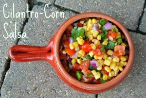 Cilantro Corn Salsa 2
