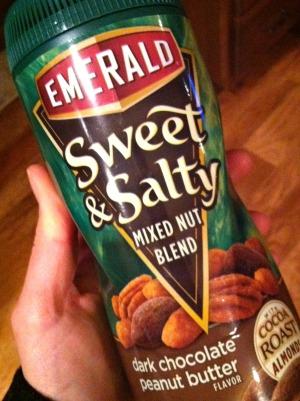Emerald Sweet & Salty Dark Chocolate Peanut Butter