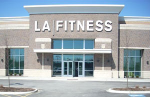 LA Fitness Elgin