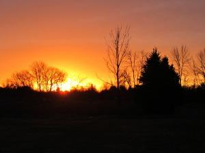 sunrise 01-19-13