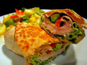 Turkey Avocado Wrap