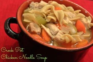 CP Chicken Noodle Soup