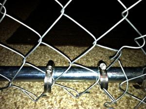metal ties