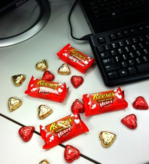 reese's at work