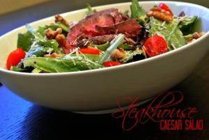 steakhouse caesar salad