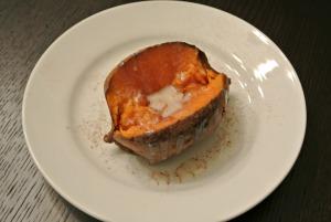sweet potato coconut butter