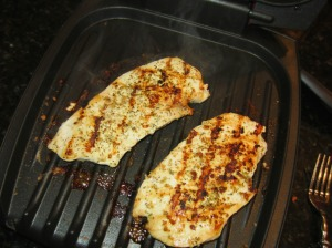 george forman chicken cooked 2