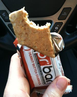 PR Bar Peanut Butter Granola