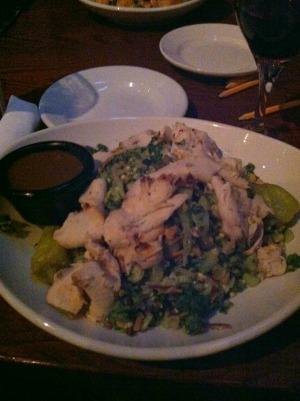 Tap House Chop Chop Salad