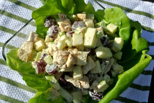 curried chicken salad 2