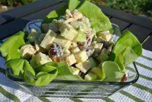curried chicken salad 3
