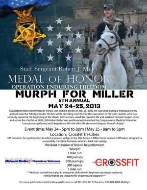 murph for miller