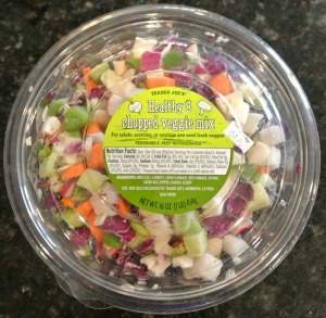 TJ's Healthy & Chopped Veggie Mix