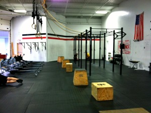 crossfit carmel box