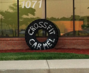 crossfit carmel tire
