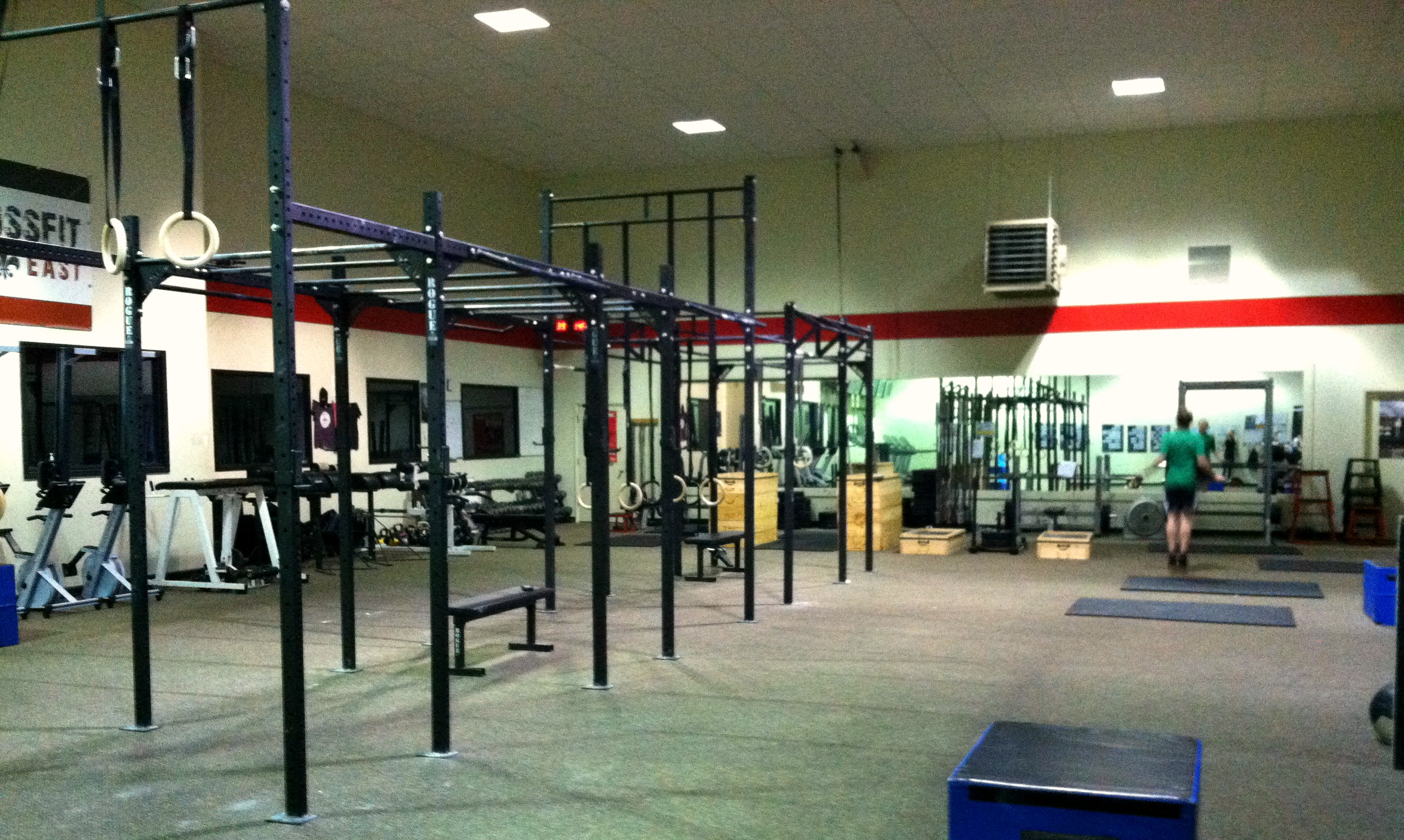 crossfit garage gym ideas - Crossfit