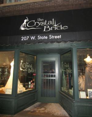 crystal bride