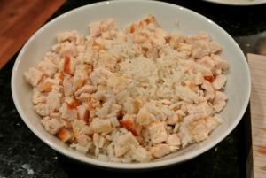 mac chicken and rice