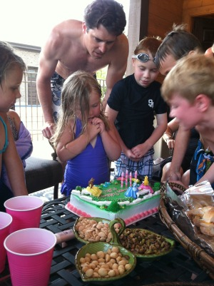 maddie bday party