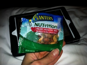 planters heart healthy mix