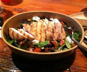roots salad