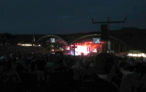 zac brown band concert